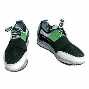 Steve Madden Gr/Bl Arctic Athletic Sneaker Sz 5.5